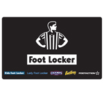 FOOT LOCKER<sup>®</sup> $25 Gift Card